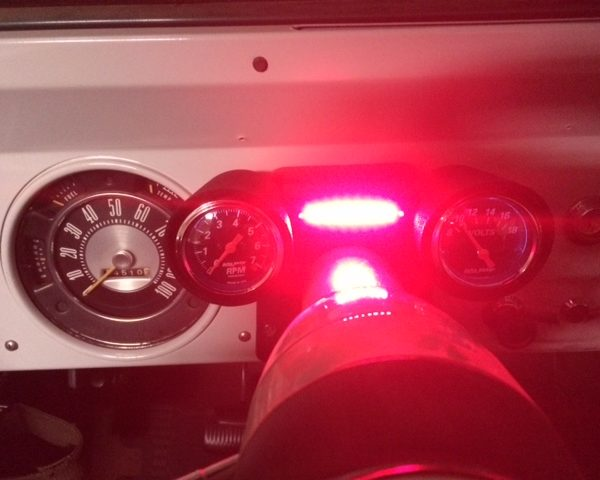 Photo of Rally-Pac Gauge Cluster Lighting Module RPM Level 4