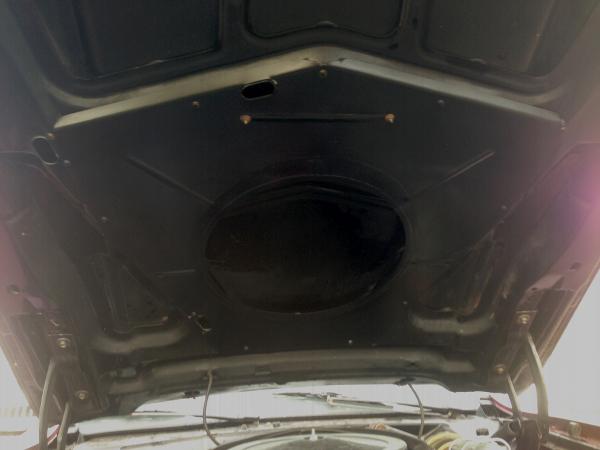 Photo of Torino GT Plenum - Single Carb