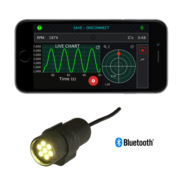 Image of Multi-Stage Shift Light with Mobile App
