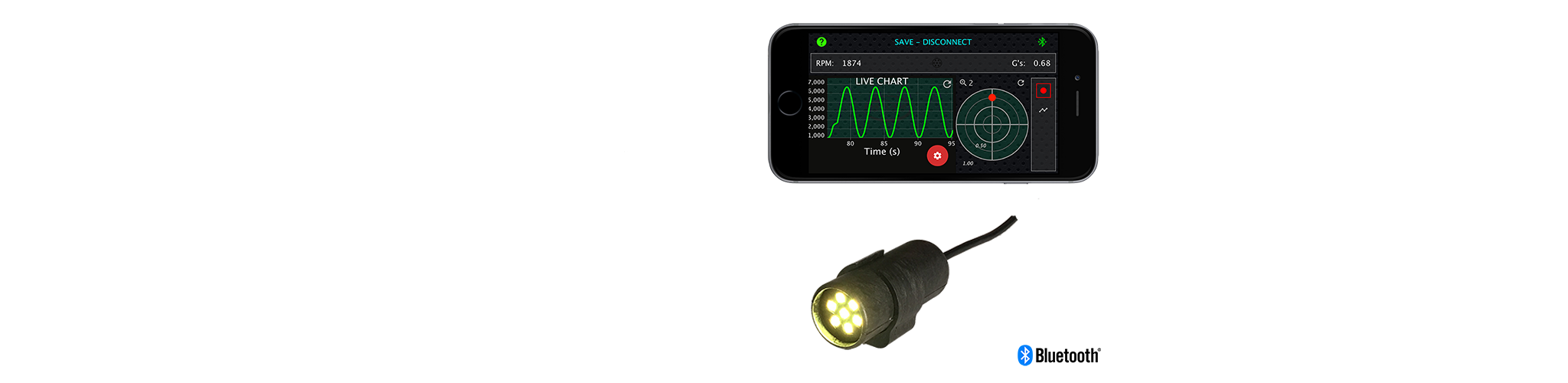 Image of Trac-Pac™ MS Multi-Stage Shift Light and Performance Optimizer App