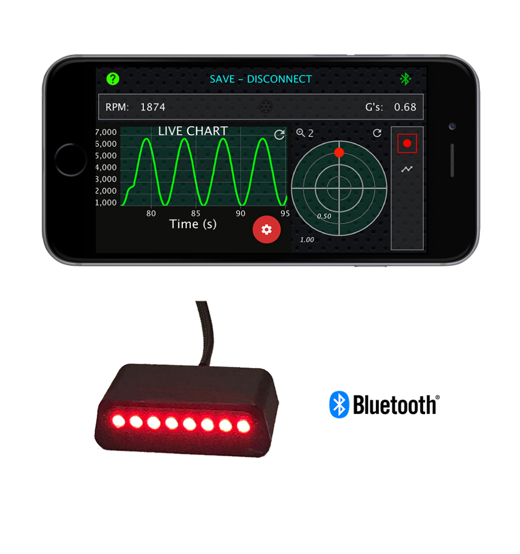 Image of Sequential Shift Light with Mobile App