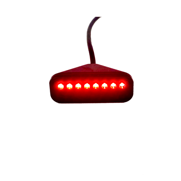 Image of Trac-Pac™ SQ Sequential Shift Light with Red Lights