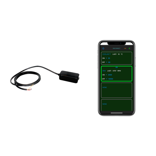 Image of AUTO-REL™ Wireless OBD2 Relay and Mobile App